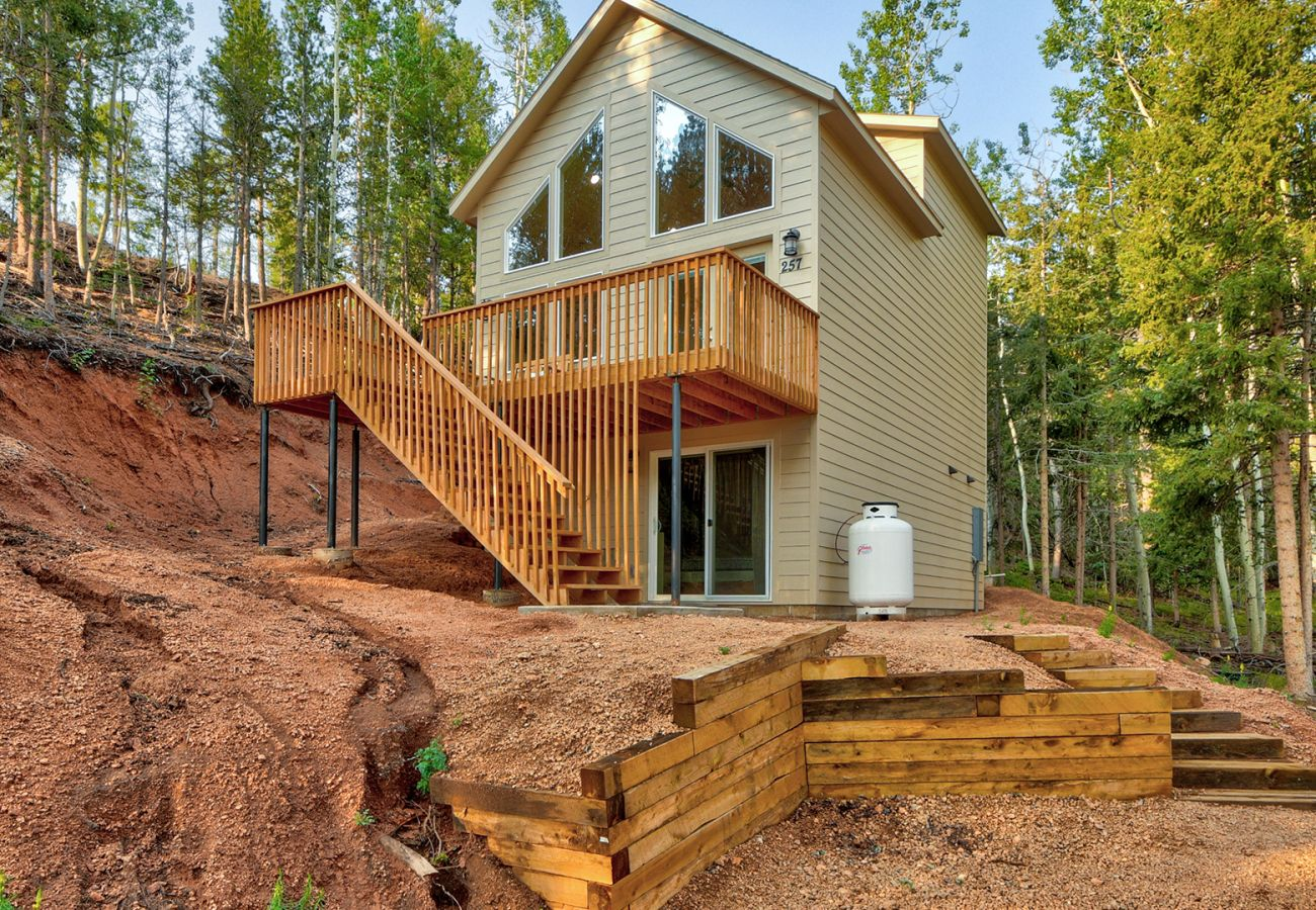Chalet in Woodland Park - The Aspen Grove Chalet