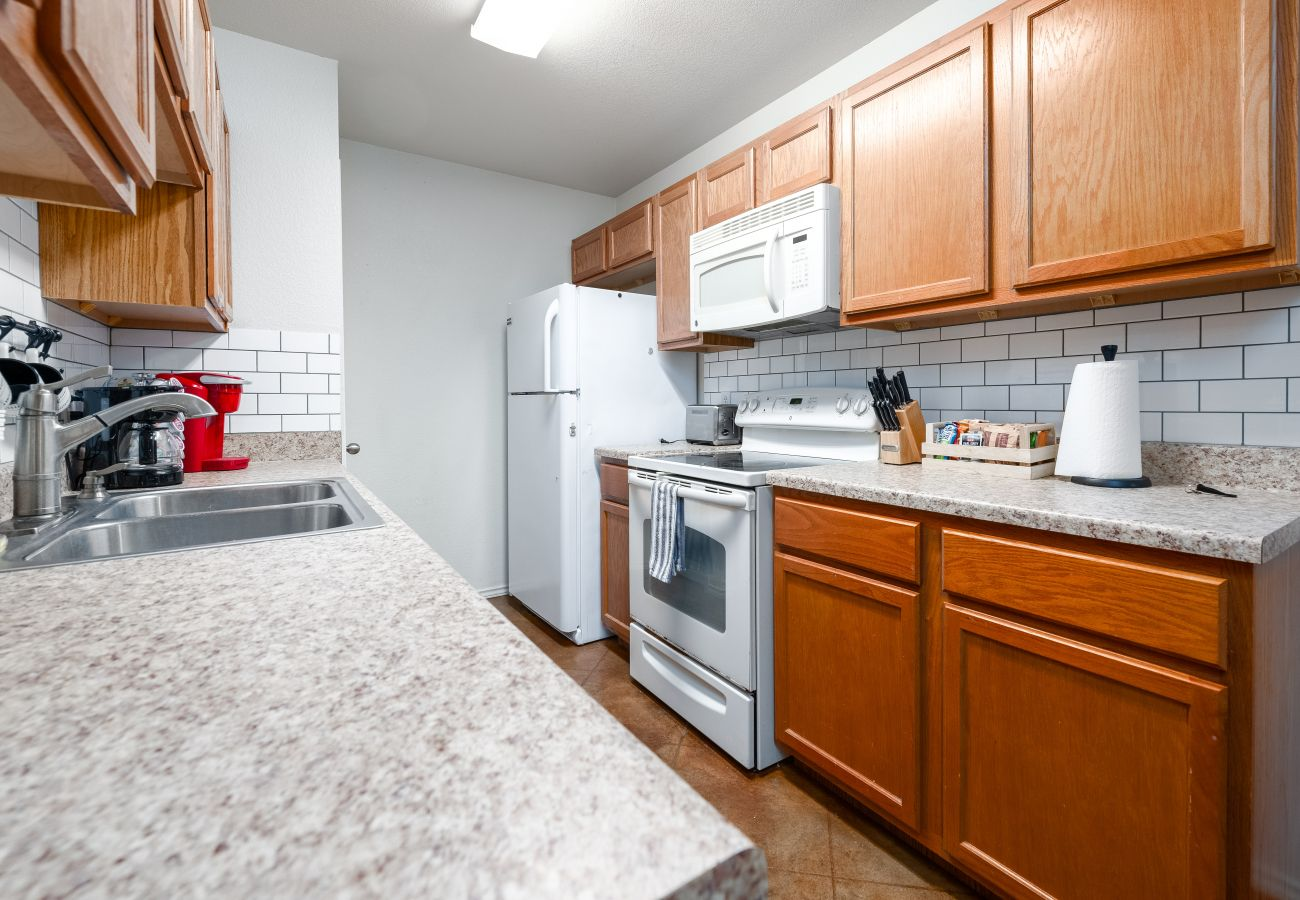 Apartment in Killeen - The Longhorn Inn